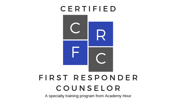 Mark Tovar Certified First Responder Counselor